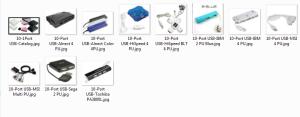 Gambar Port USB yang dijual